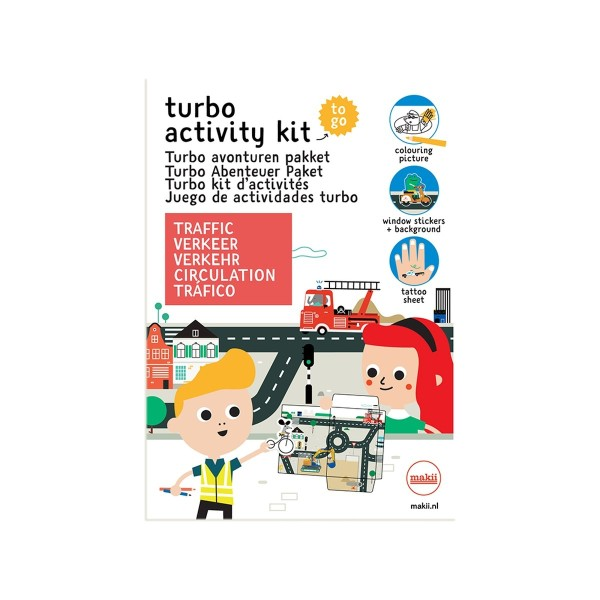 Turbo Activity Paket Verkehr