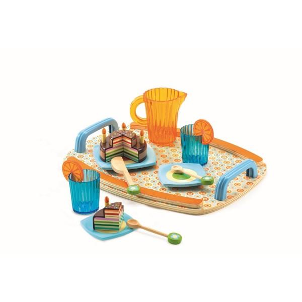 Kinderküche: Gaby''s Sommersnacks
