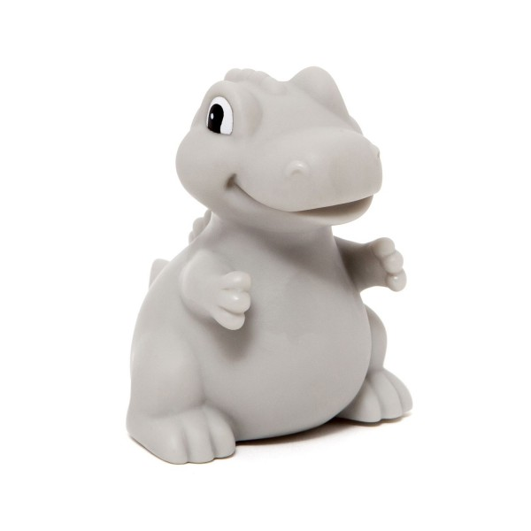 Nachtlicht DINO T-Rex grau