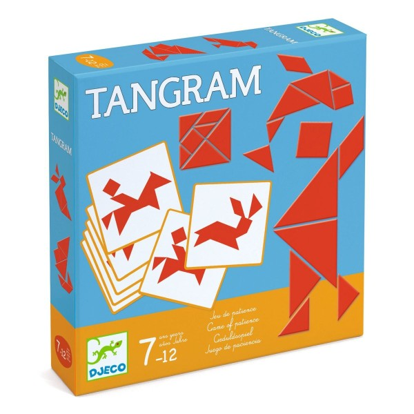 Knobelspiel: Tangram