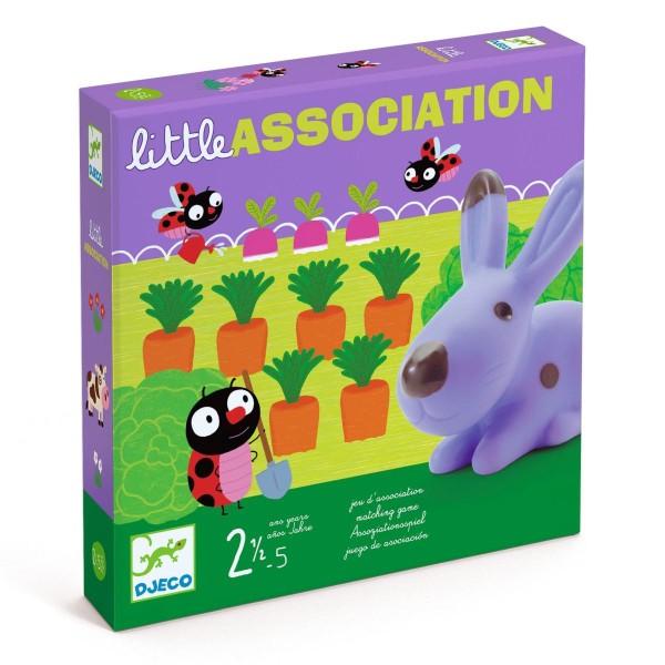 DJECO Erste Spiele: Little Association