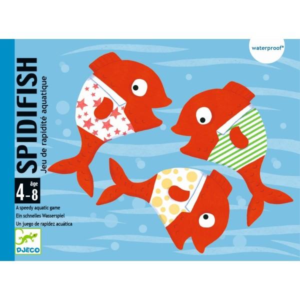 Kartenspiel Spidifish