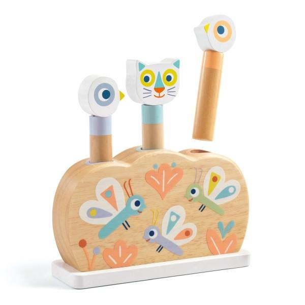 DJECO Babyspielzeug: BabyPopi