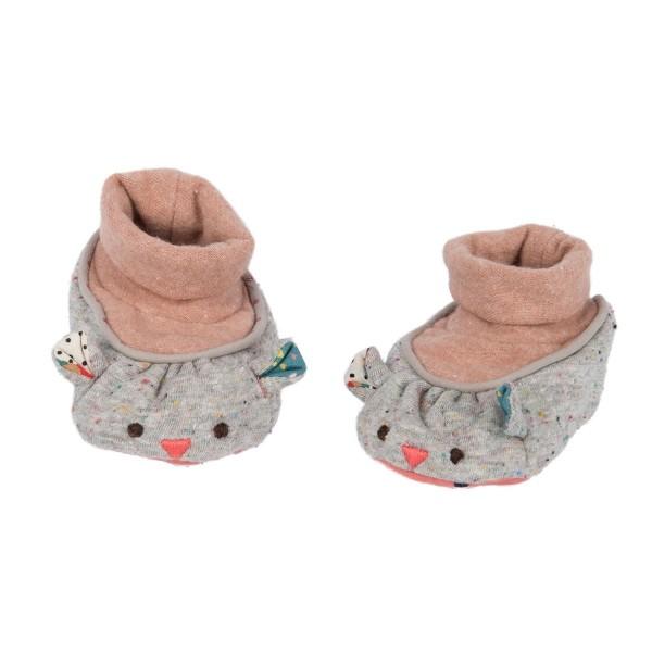 Babyschühchen Maus