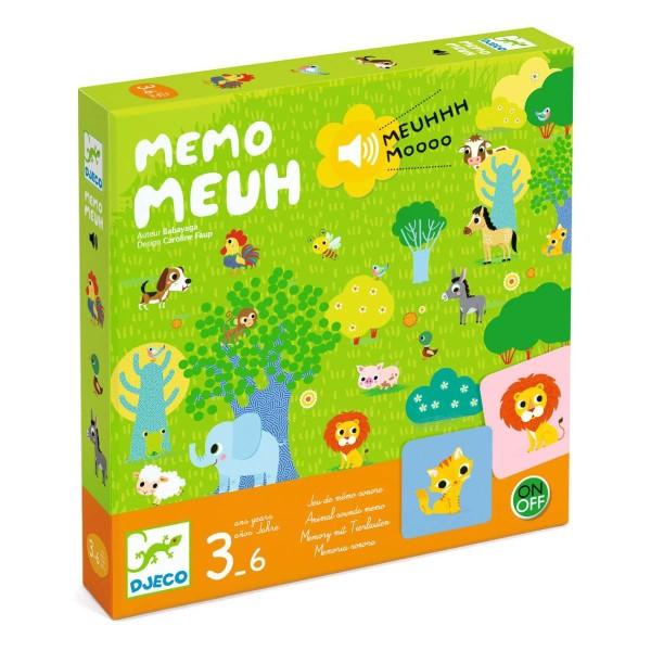 Spiele: Memo Meuh