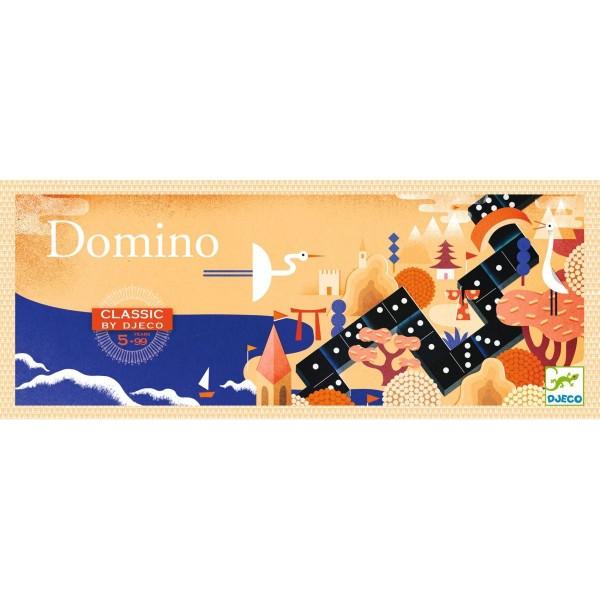 DJECO Spieleklassiker: Domino