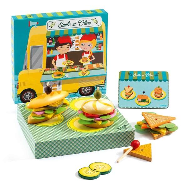 DJECO Kinderküche: Emile & Olive