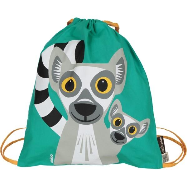 Turnbeutel MIBO Lemur