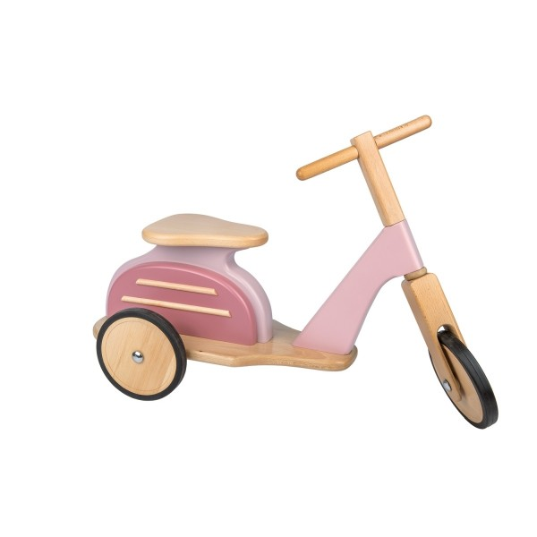 Scooter altrosa Retro