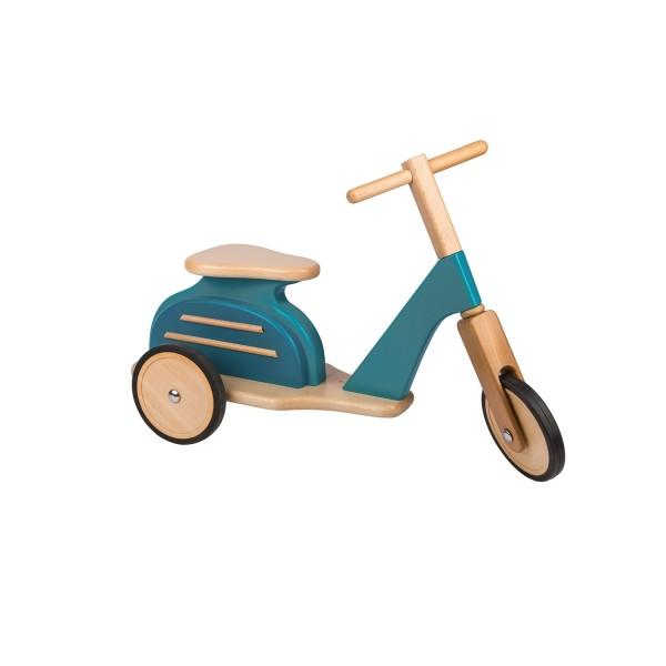 MOULIN ROTY Roller, blau les jouets d`hier