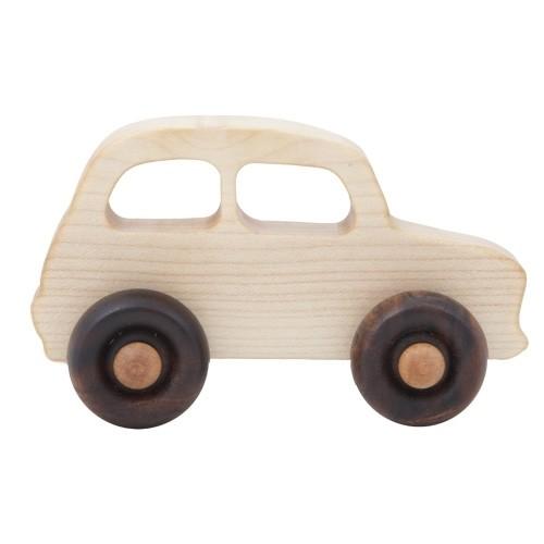 Holzauto Citroen 2CV (FSC)