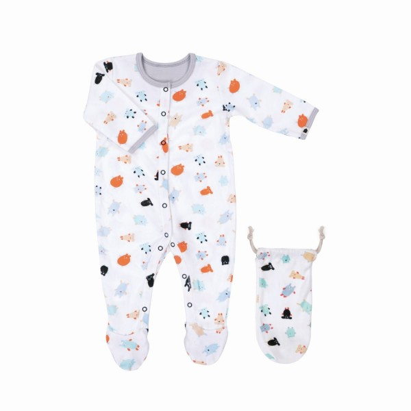 Pyjama 12 Monate Doudous