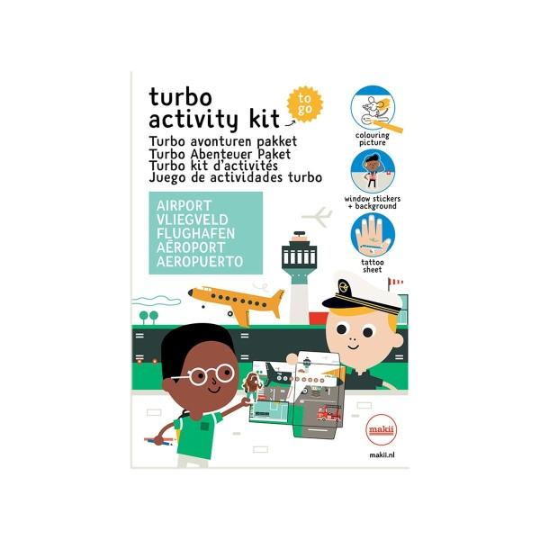 Turbo Activity Paket Flughafen