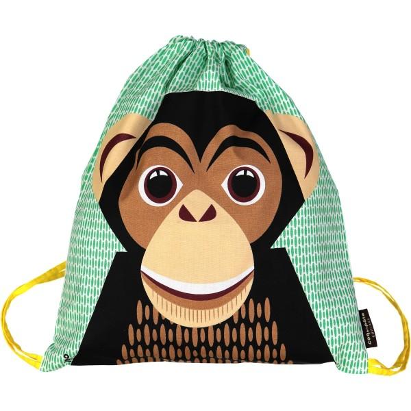 Turnbeutel MIBO Schimpanse