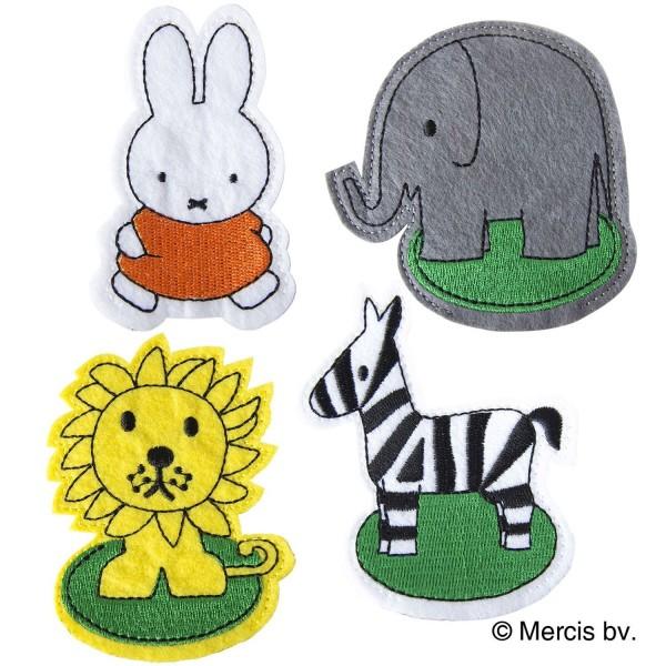 Miffy Fingerpuppen Zoo