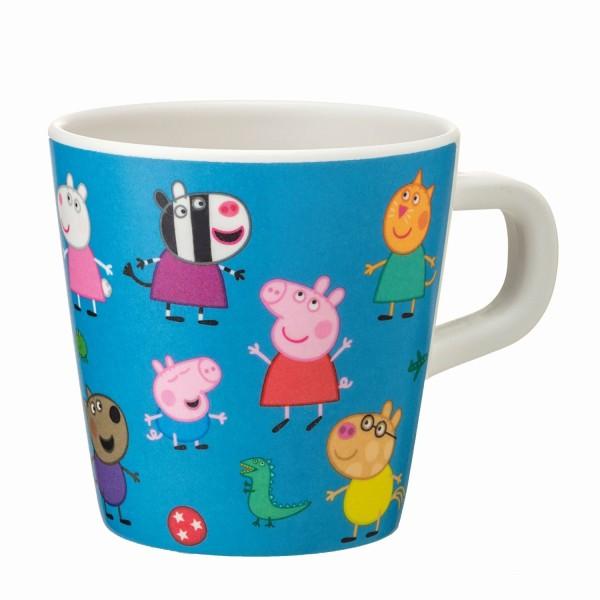 Melamin-Tasse Peppa Pig