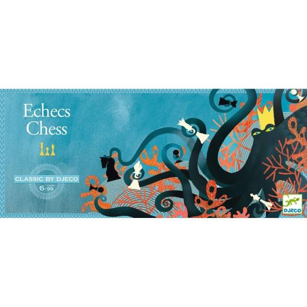 DJECO Spieleklassiker: Schach