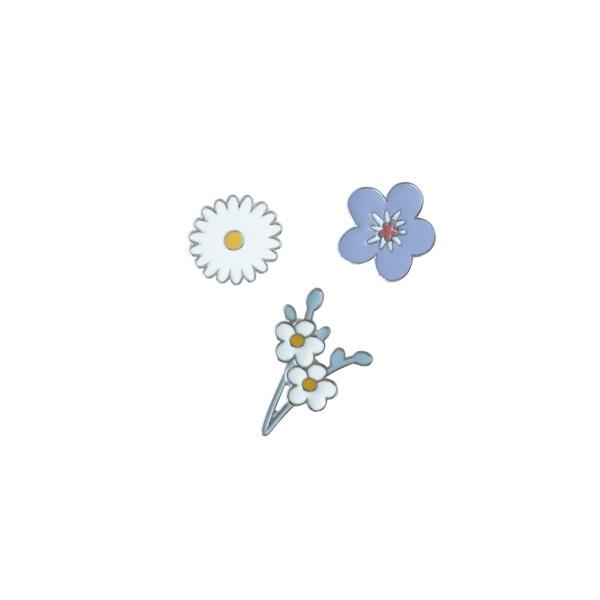 Pin Blumen sortiert