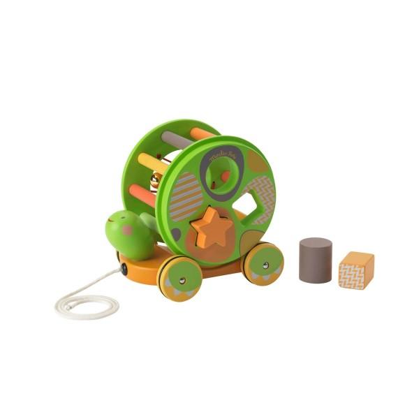 Sortierspielzeug Schildkröte