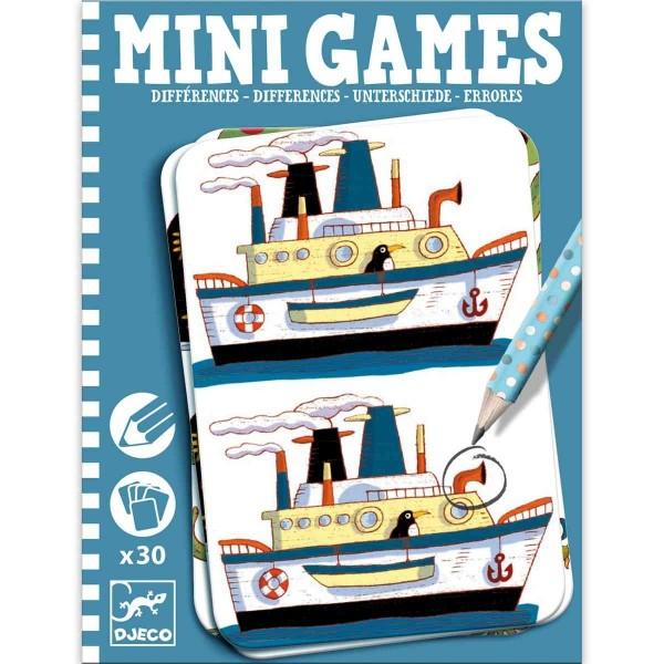 Mini Games: Remis Unterschiede
