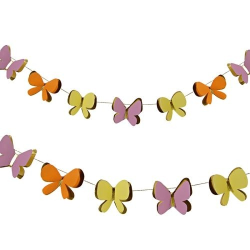 Meri Meri Lovely Mother Schmetterlinggirlande