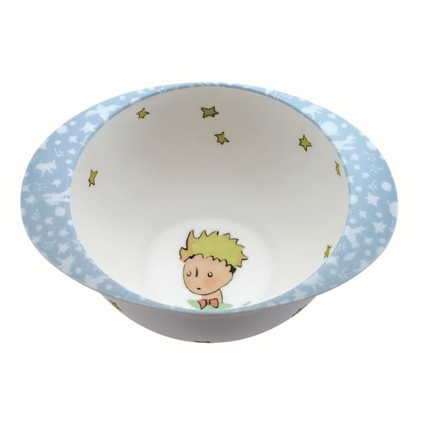 Melamin - Schale blau Der kleine Prinz