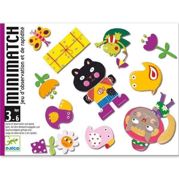 Kartenspiel MiniMatch