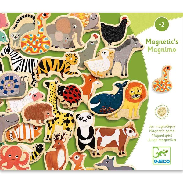 DJECO Magnetspiel: Magnimo