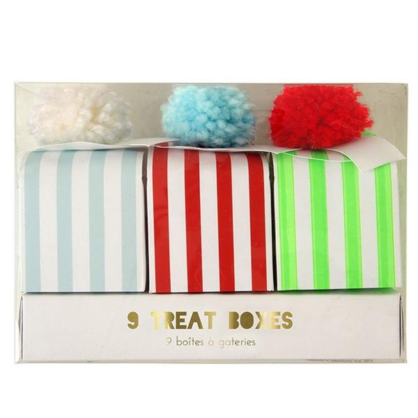 Toot Sweet Mini Pom Pom Box