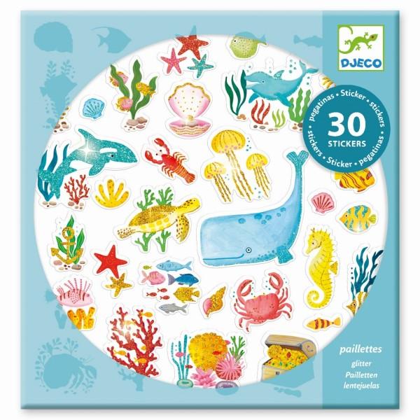 Sticker: Aqua dream