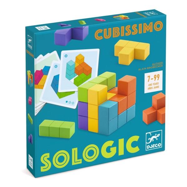 Knobelspiel: Cubissimo