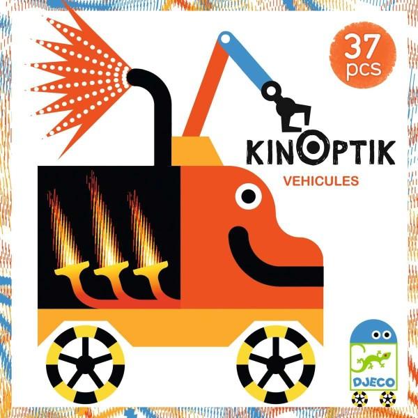 Kinoptik: Véhicles - 37 Teile