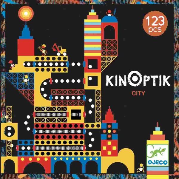 DJECO Kinoptik: Ville - 123Teile