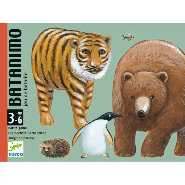 Kartenspiel Batanimo