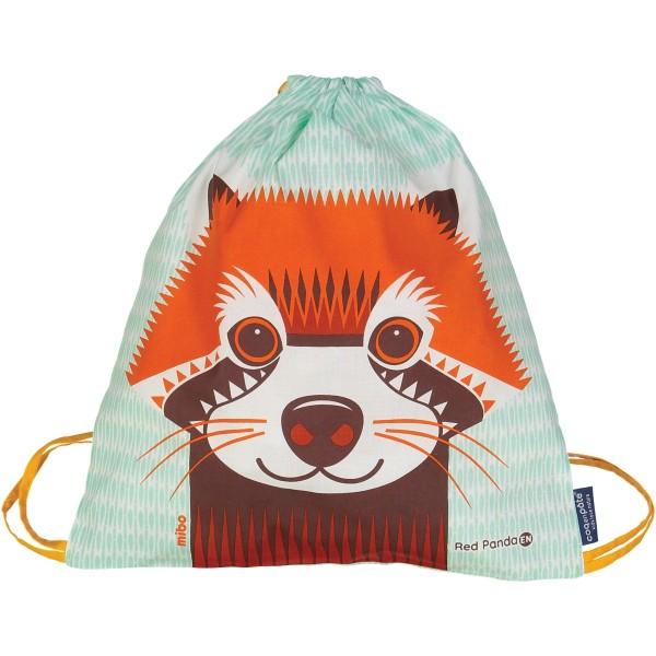 Turnbeutel MIBO Roter Panda