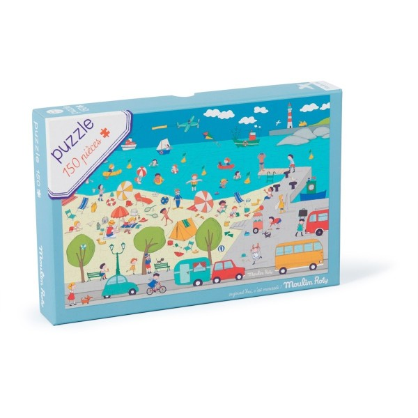 Puzzle Am Meer 150 Teile