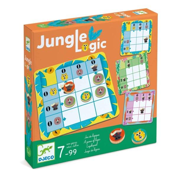 Spiel Jungle Logic