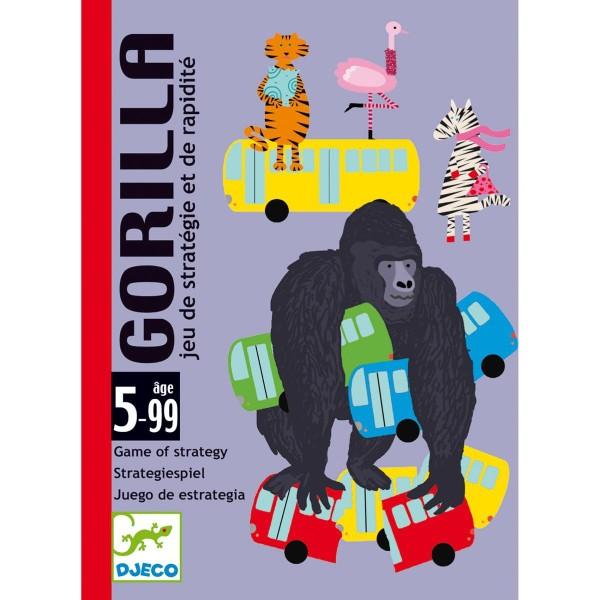 Kartenspiel Gorilla