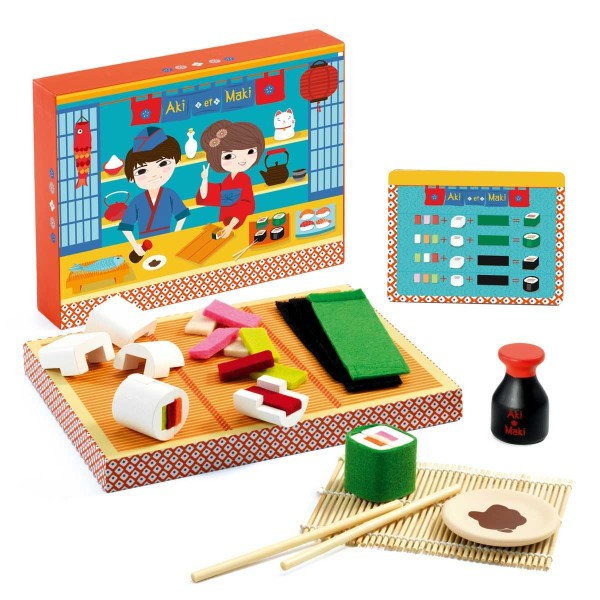 DJECO Kinderküche: Sushi