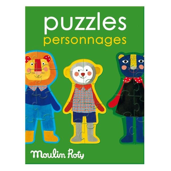 Puzzle Les Popipo