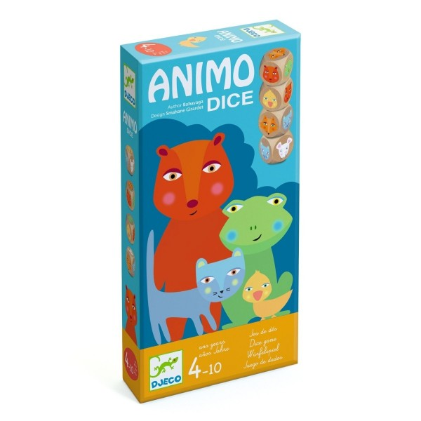 Knobelspiel: Animo Dices