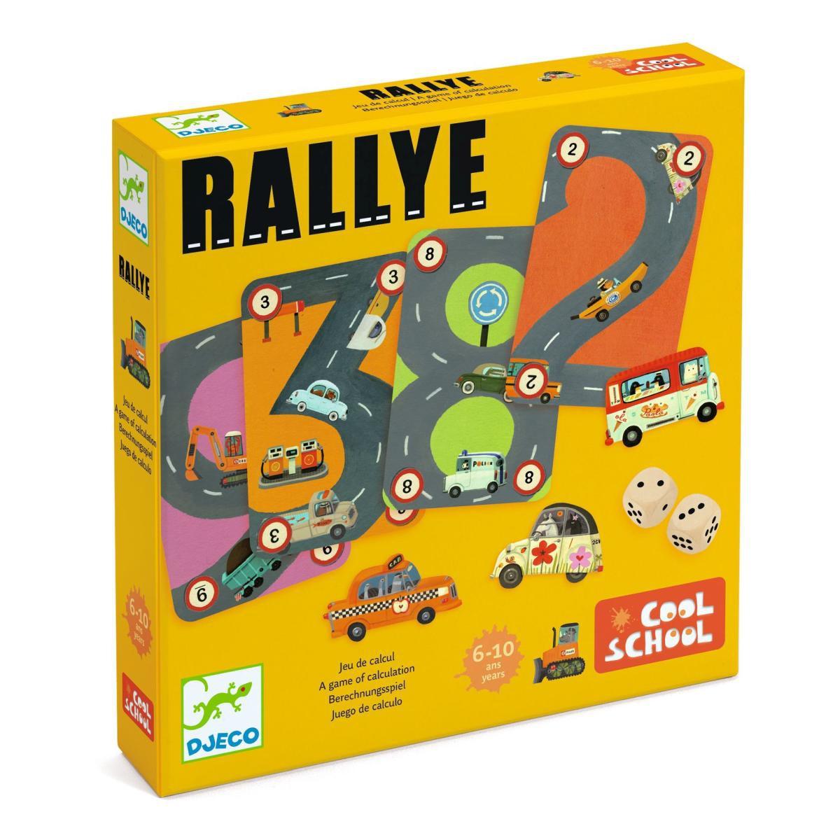 Rallye Spiele