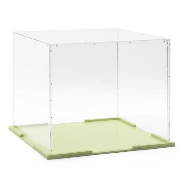 Präsentation: Display Cube plexi (VE=1)