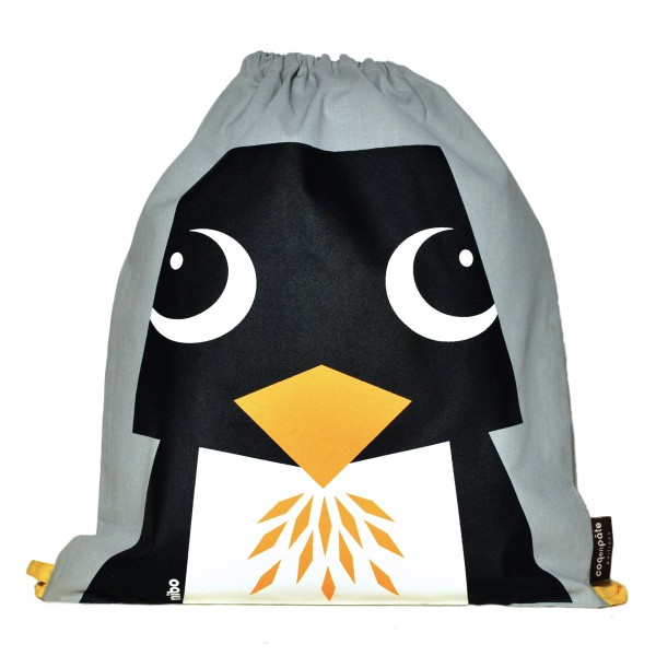 Turnbeutel MIBO Pinguin