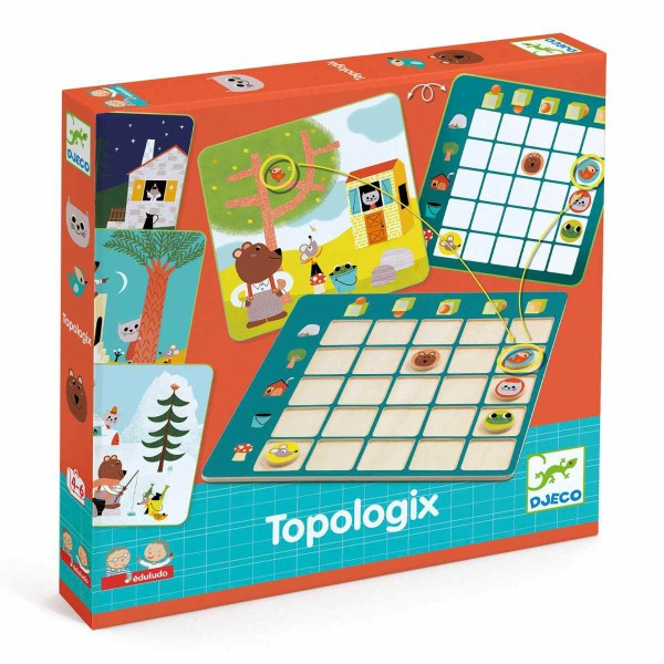 "DJECO Lernspiel: ""Topologix"""