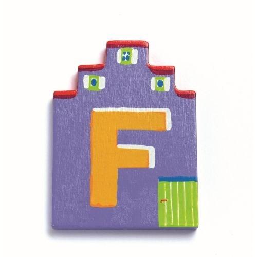 """Buchstabe Haus """"F"""""""