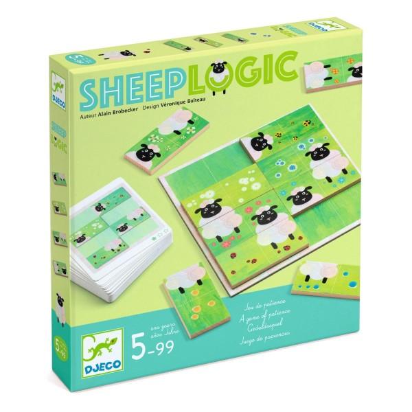 Knobelspiel: Sheep logics