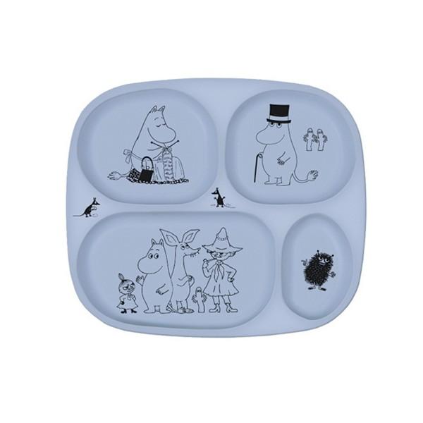 Menü - Teller Moomin