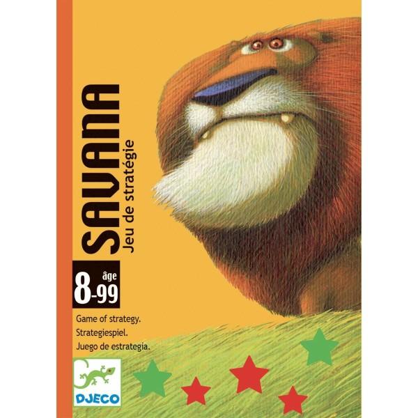 Kartenspiel Savana