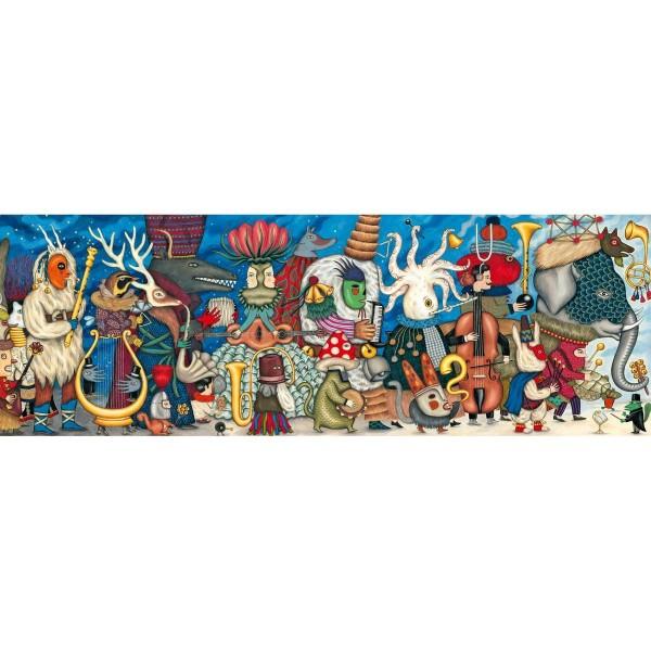Puzzle Gallery Fantasy Orchestra - 500 Teile